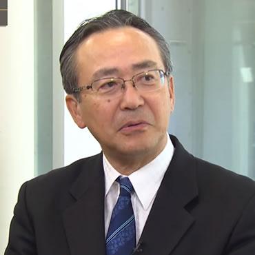 横浜銀行 代表取締役頭取 川村 健一さん