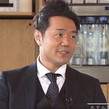 株式会社ワイ・ケー電子 常務取締役 井上 雄亮さん
