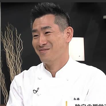 フランス料理HANZOYA オーナーシェフ 加藤英二さん