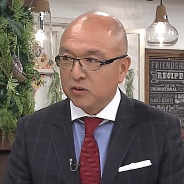 株式会社重慶飯店 代表取締役社長 李宏道さん