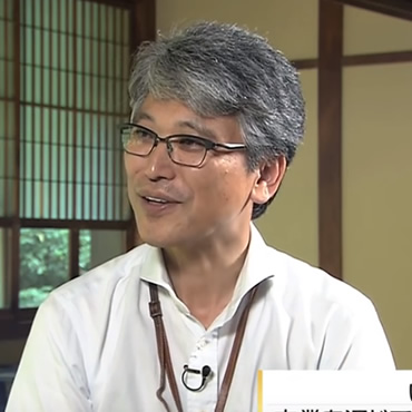 鎌倉投信株式会社 代表取締役社長 鎌田恭幸さん