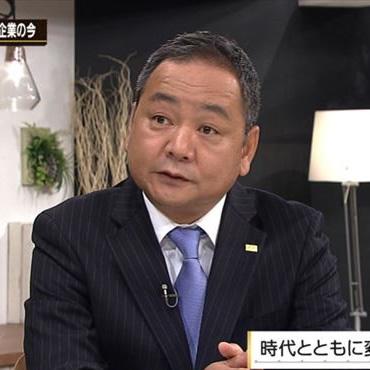 武松商事株式会社 代表取締役 金森和哉さん
