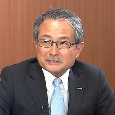 株式会社トヤマ 代表取締役社長 遠藤克己さん