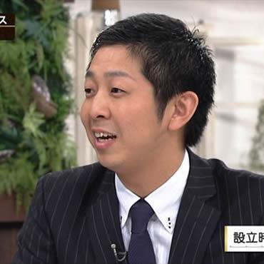 横濱コーポレーション株式会社 代表取締役 菅沼勇基さん