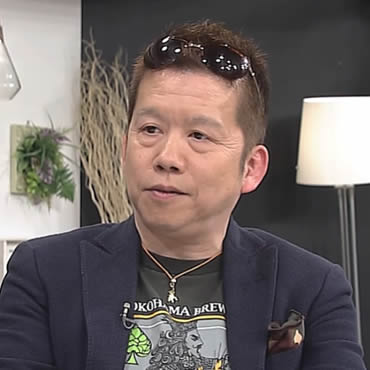 横浜ビール株式会社 代表取締役社長 太田久士さん