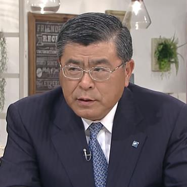 アマノ株式会社 代表取締役会長 中島 泉さん