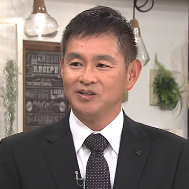 株式会社イソダ 代表取締役 磯田賢吾さん