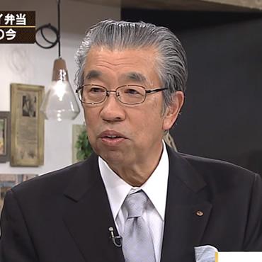 株式会社崎陽軒 取締役社長 野並直文さん