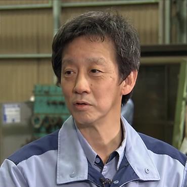 日本鋳造株式会社 代表取締役社長 鷲尾 勝さん