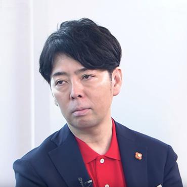 クリエイティブスタジオ「SAMURAI」 アートディレクター/クリエイティブディレクター 佐藤可士和さん