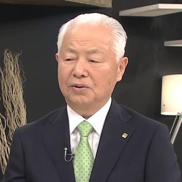 伸和コントロールズ株式会社 代表取締役社長 幸島宏邦さん