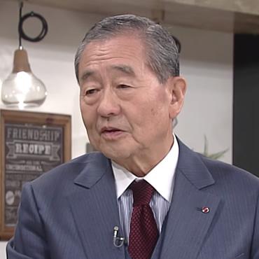 株式会社サン・ライフ 代表取締役会長 竹内惠司さん