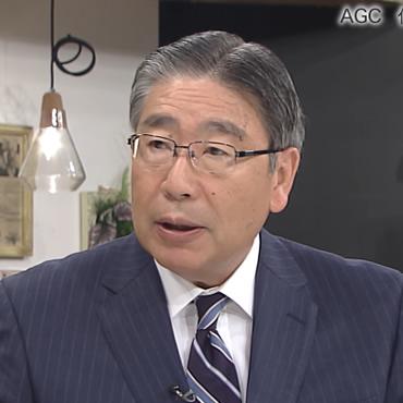 株式会社AGC 代表取締役・社長執行役員CEO 島村琢哉さん