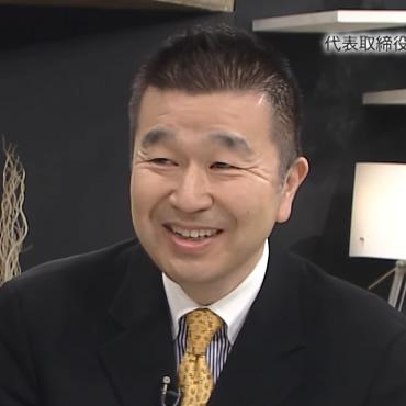 アビックス株式会社 代表取締役社長 兼 CEO 熊﨑友久さん