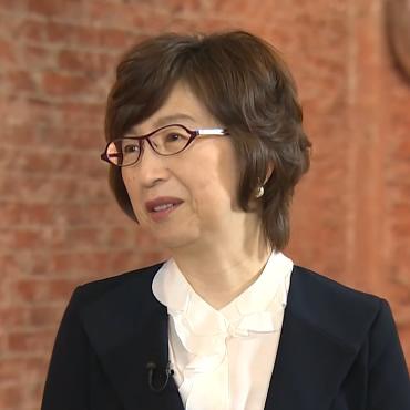 株式会社ディー・エヌ・エー 代表取締役会長 南場智子さん