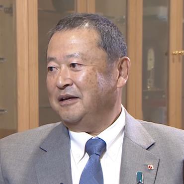 株式会社江戸清 代表取締役社長 高橋伸昌さん
