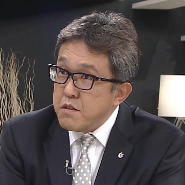 日本原料株式会社 代表取締役社長 齋藤安弘さん