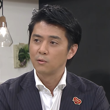 横浜中華街発展会協同組合 専務理事 石河陽一郎さん