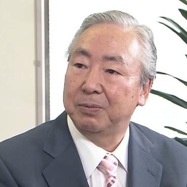 株式会社インターアクション  代表取締役会長兼社長 木地 英雄さん