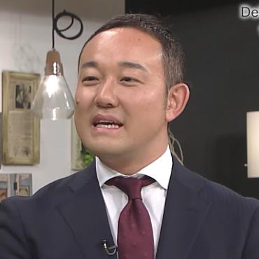 株式会社DeNA川崎ブレイブサンダース 代表取締役社長 元沢伸夫さん