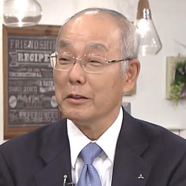 三菱重工フォークリフト&エンジン・ターボホールディングス株式会社 代表取締役社長 前川篤さん