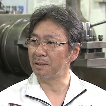株式会社 土居 代表取締役 土居広之さん