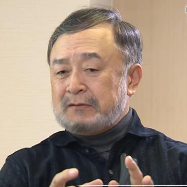 映画『二宮金次郎』 映画監督 五十嵐匠さん