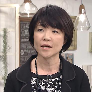 大塚製薬株式会社 女性の健康推進プロジェクト・リーダー 西山和枝さん