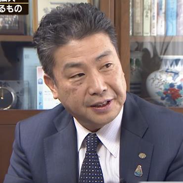 株式会社東海ビルメンテナス 代表取締役社長 倉田雅史さん