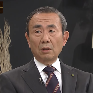 横浜植木株式会社 代表取締役社長 有吉和夫さん